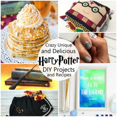Happy Harry Potter Series: Day 12