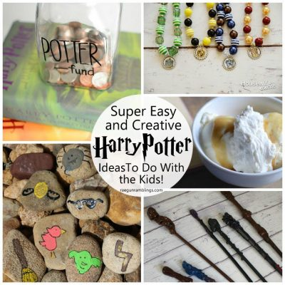 Happy Harry Potter Series: Day 2