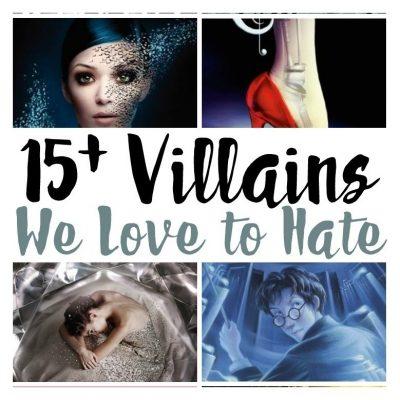 15+ Best YA Book Villains