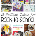 Super creative awesome back-to-school crafts, recipes, and more