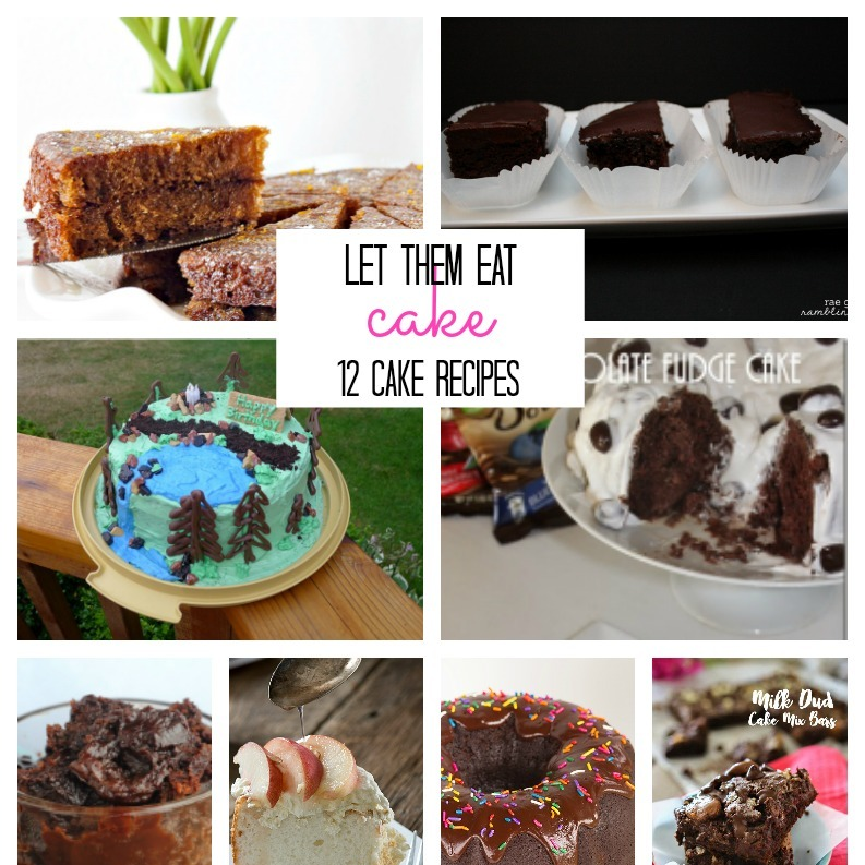 12 Cake Recipes to try for dessert