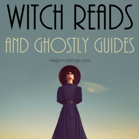 10+ YA Witch and Ghost books