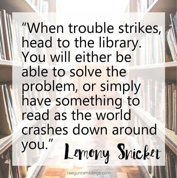 lemony-snicket-library-quot