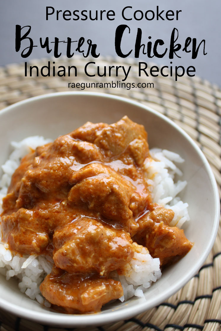 It's a keeper this Butter chicken recipe is in our dinner rotation. Great curry instant pot meal.