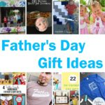homemade gift ideas for Father's Day with tutorials