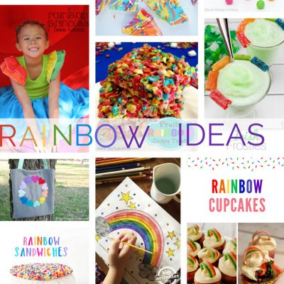 All About Rainbows and Block Party