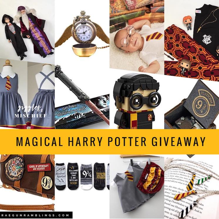 Tons of fun Harry Potter gift ideas for the whole family