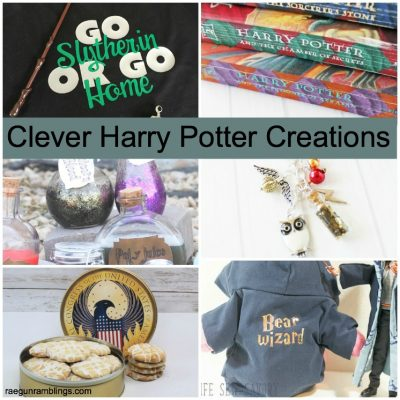 Magical Congress Tin Charms and More Harry Potter Fun