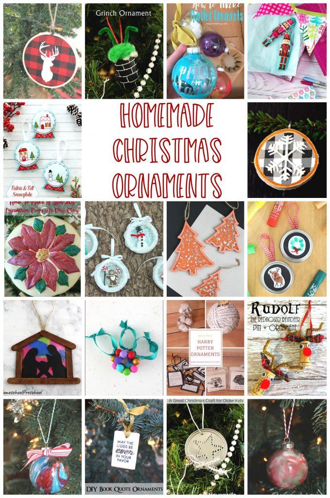 DIY Homemade-Christmas-Ornament-Ideas-and Tutorials