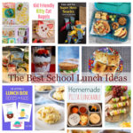 Ideas for School Lunch