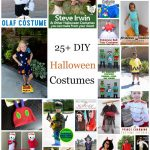 DIY Halloween costumes great tutorials and inspiration