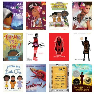 YA and Children's Books by Black Authors