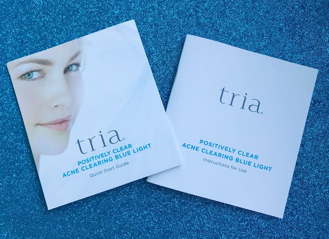 Tria Positively Clear Acne Clearing Blue Light