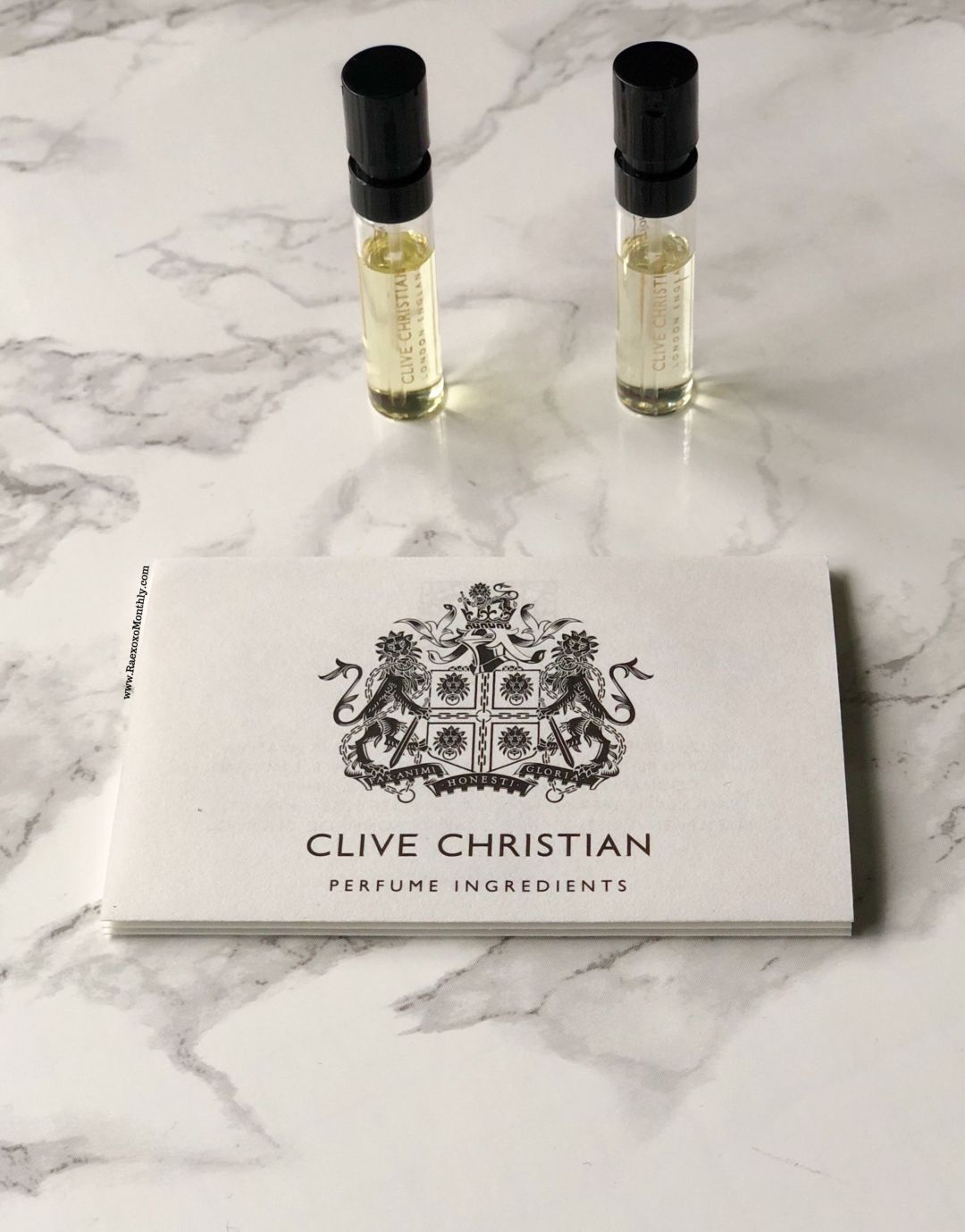 Perfume Samples Clive Christian