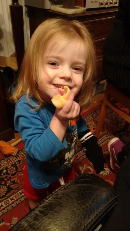 Bonus picture of the childling