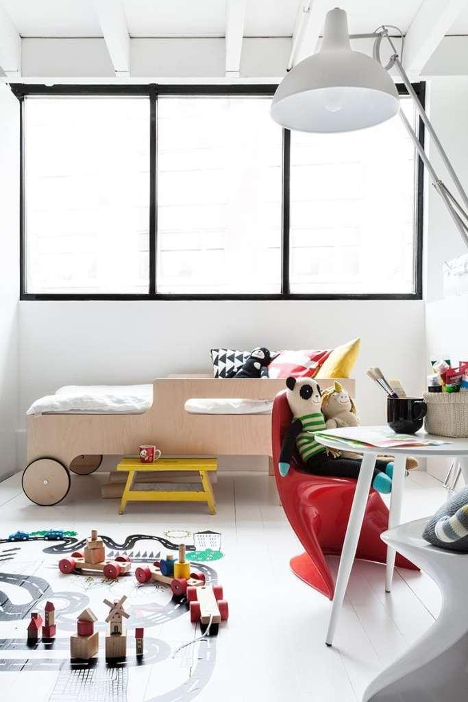 R Toddler Bed Rafa Kids