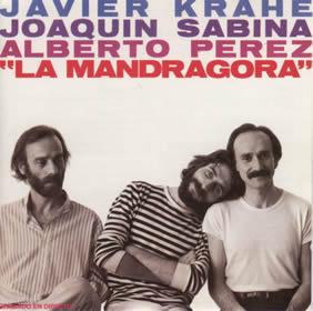 1981 Con Joaquin Sabina y Alberto Perez – La Mandragora