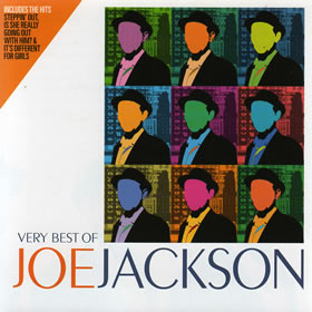 2007 The Very Best Of Joe Jackson