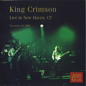 2011 Live In New Haven CT November 16 2003