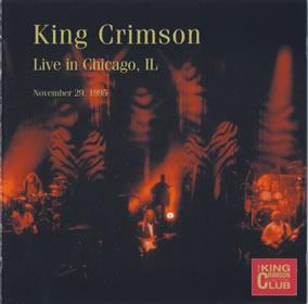 2010 Live in Chicago IL November 29 1995