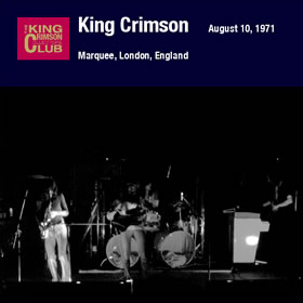 2012 Marquee London England – August 10 1971