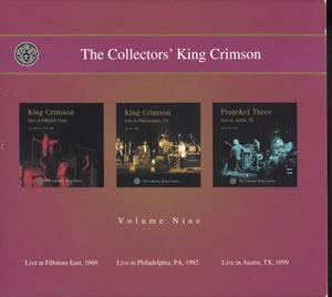 2004 The Collectors' King Crimson Volume Nine