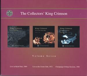 2002 The Collectors' King Crimson Volume Seven