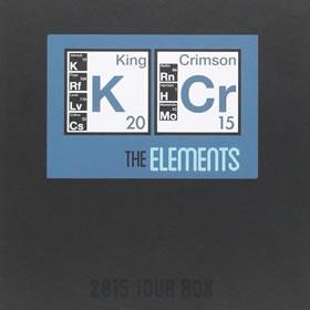 2015 The Elements Tour Box
