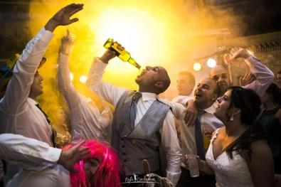 Seminario de fotografía boda