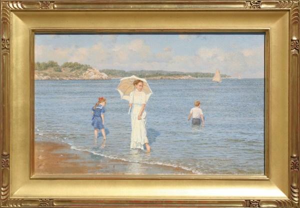 Richard . Loud Oil Canvas Rafael Osona Auctions