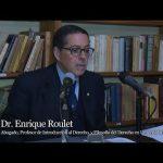 Estupenda conferencia sobre Derecho Natural de un profesor argentino en TLV1