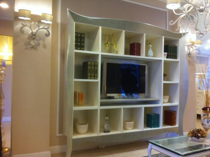 Cornice libreria porta TV in offerta  Rafaschieri Arredamenti