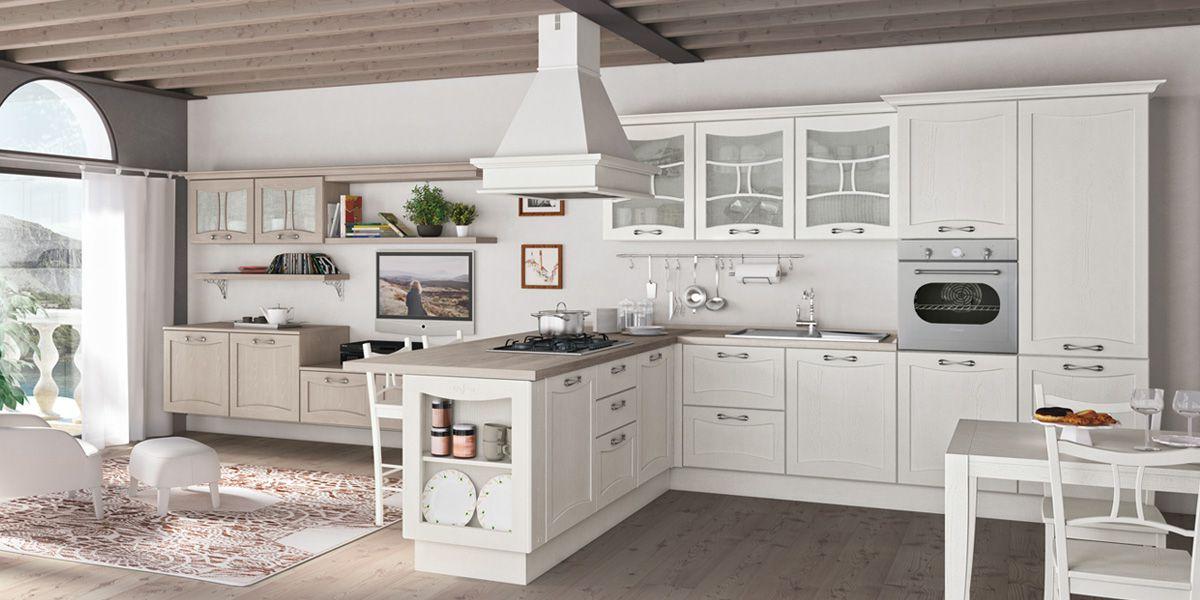 Cucina AUREA di Creo kitchens il Classico il
