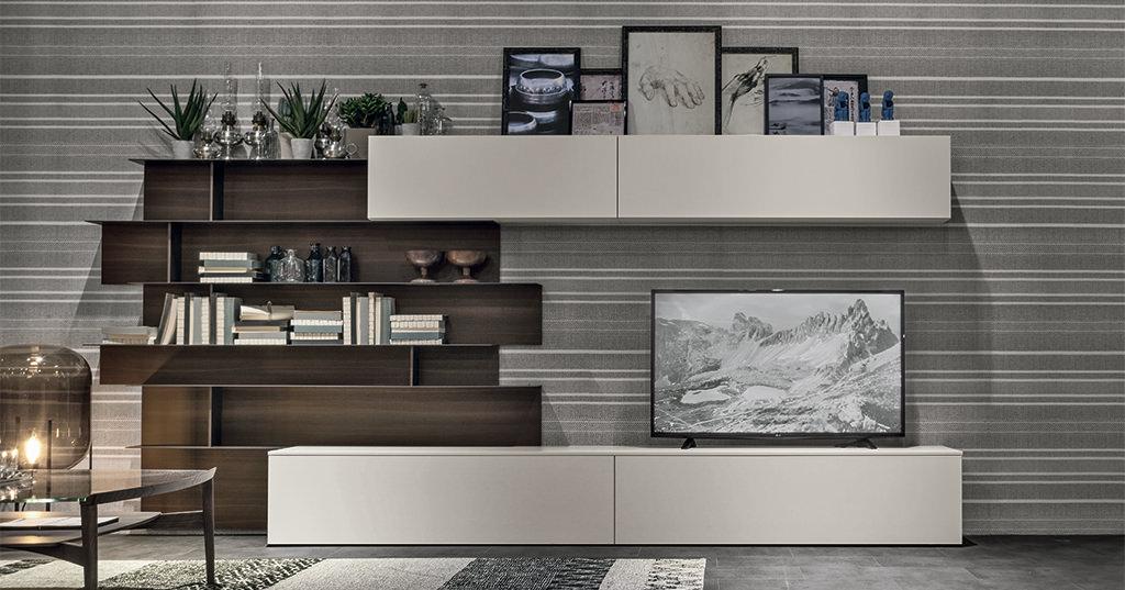 Mobili per un soggiorno moderno idee e soluzioni