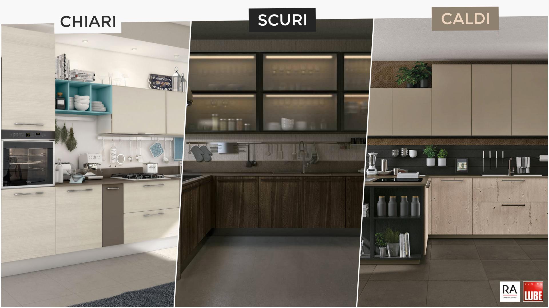 Un'altra variabile da considerare è appunto lo stile della cucina. I Colori In Cucina Le Tonalita Da Scegliere In Base Al Vostro Arredamento Rafaschieri Arredamenti