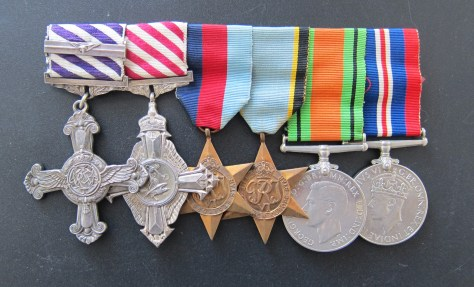 F.G. Woolley Medals