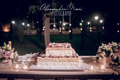 WEDDING CAKE @Castello di Rosciano
