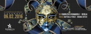 Raffaele Porzi DJ VOICE Carnevale di Venezia - Vanilla