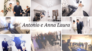 ANTONIO + ANNA LAURA -weddind story