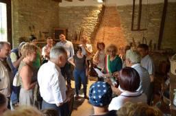 Bulciago: inaugurazione Museo Memoria Contadina ( 6 luglio 2013 foto Andrea Pirovano)