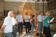 Bulciago: inaugurazione Museo Memoria Contadina (6 luglio 2013)
