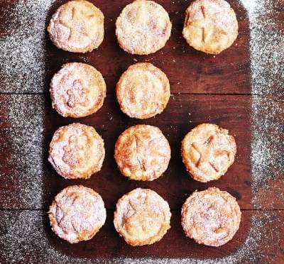 Classic Mince Pies Idee natalizie by Jamie Oliver