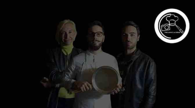 3 amici a cena – Quarta puntata – Il Golden Egg
