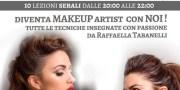 Corso Professionale 2019 | Accademia Raffaella Makeup Style