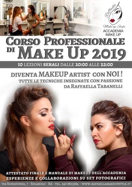 Corso Professionale 2019   Accademia Raffaella Makeup Style