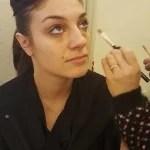 Raffaella Tabanelli  make up artist -  wedding day 12