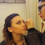 Raffaella Tabanelli  make up artist -  wedding day 5