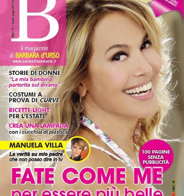 B Magazine! La rivista di Barbara D'Urso