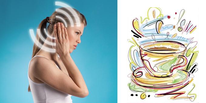 Salute: Il caffè contro i ronzii nell'orecchio