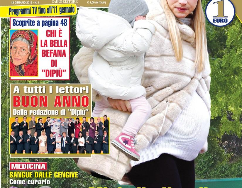 DIPIU' n. 1/2015 – Virna Lisi: Il figlio racconta come era in famiglia